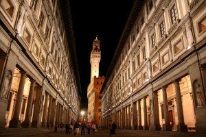 1) Galleria degli Uffizi