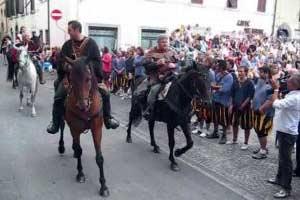 Festa del Perdono in Valdarno