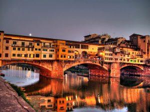 3) Ponte Vecchio di Firenze
