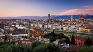 4) Piazzale Michelangelo Firenze