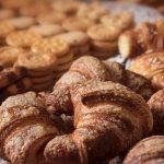 particolare croissant