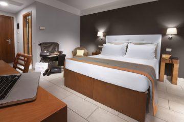 Camera spaziosa hotel 3 stelle